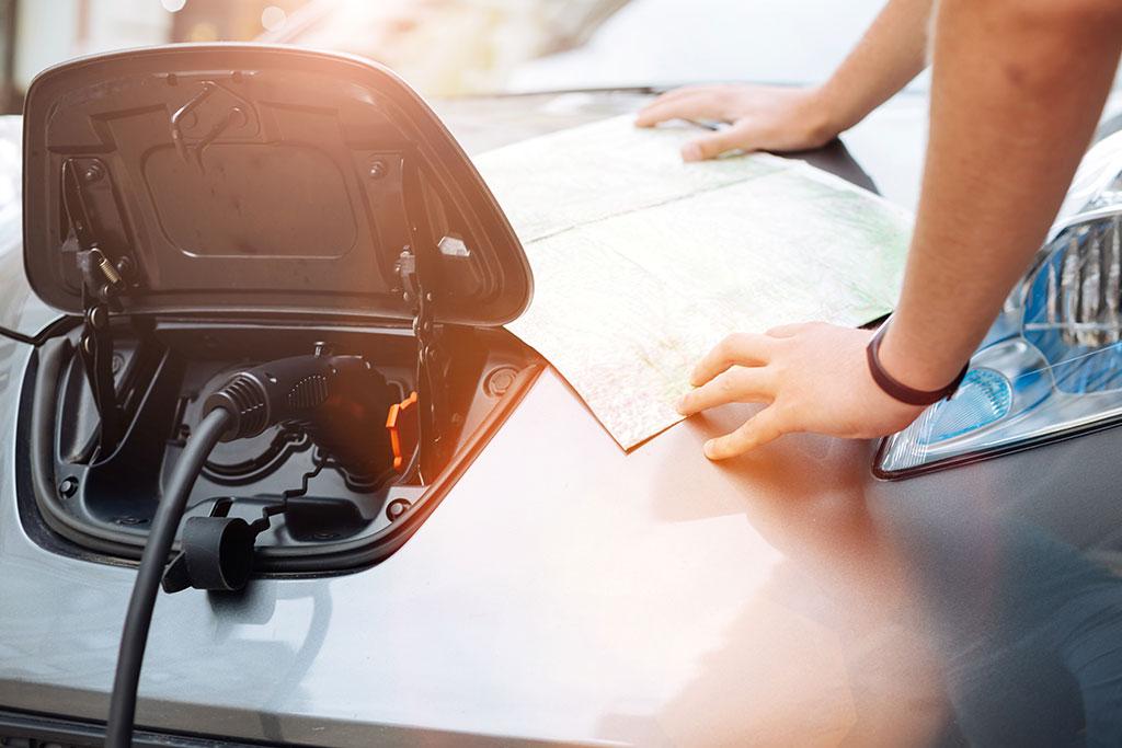 Installez votre borne de recharge pour véhicule électriques chez vous