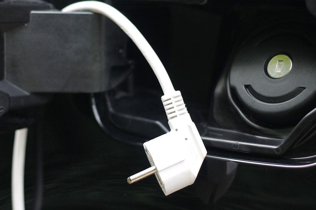 Prise de courant pour recharger votre voiture électrique