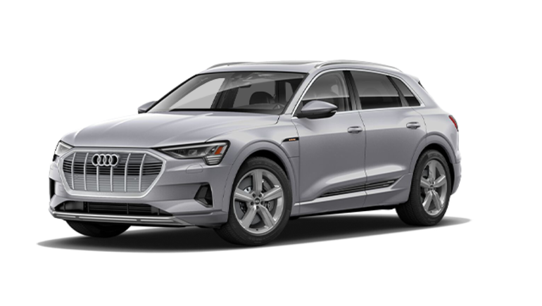 Rechargez votre Audi e-tron