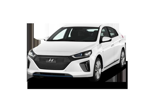 Rechargez votre Hyundai IONIQ électrique