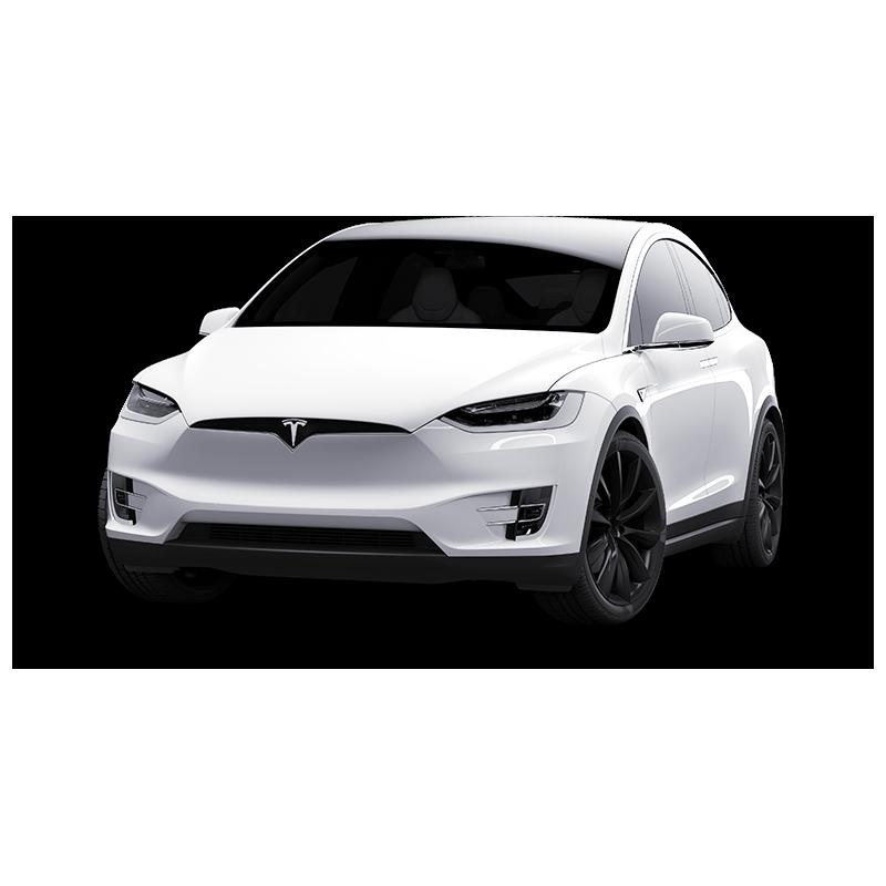 Rechargez votre Tesla Model X